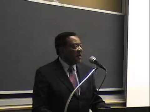 Ambassador Augustine Philip Mahiga - Talk on Tanzania