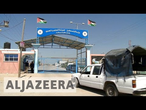 Israel Accused Of Blocking Aid Workers From Entering Gaza