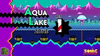 Aqua Lake Act 1 - Sonic Hysteria