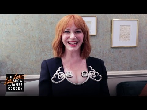 Christina Hendricks: What Was Your Name In That Thing You Did?