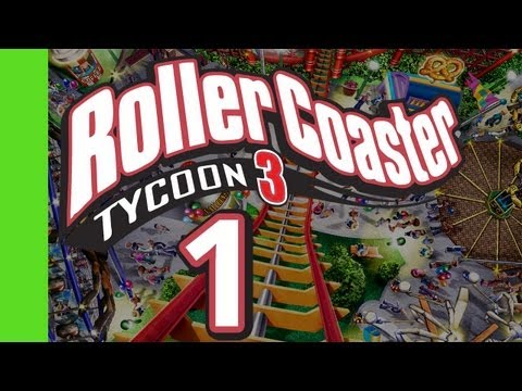 Rollercoaster Tycoon 3 (All Videos)