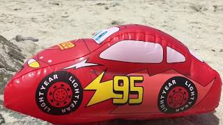Thomas and Friends Toy Trains Percy James Disney Cars Lighting McQueen Egg Surprise