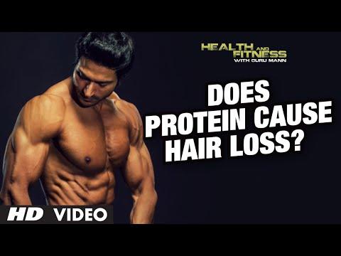 Does Protein Cause Hair Loss? | Guru Mann | Health and Fitness HD