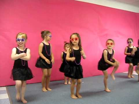 Jordan dance recital secret agent 052311