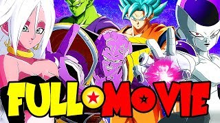 DRAGON BALL FIGHTERZ Movie (Full Lenght Movies 2018)