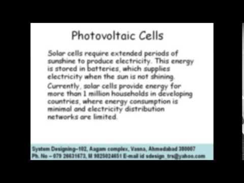 Solar cells System Designing 919898368188