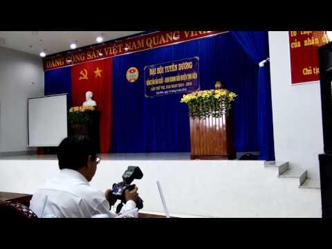 NDHB tại Đại hội tuyên dương Nông dân giỏi H.Tịnh Biên An Giang