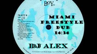 Miami Freestyle Dub - DJ Alex