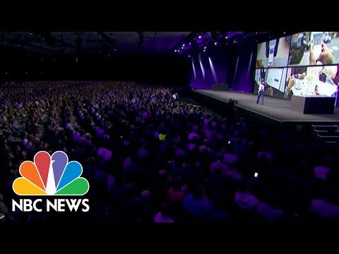 New Siri Voice Is Revealed At Apple WWDC 2017 | NBC News