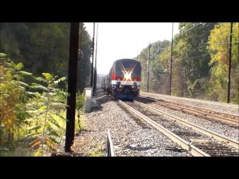 The Pennsylvanian,train 42 and Amtrak