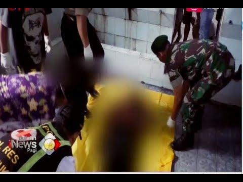 Pedagang Pasar Wage Nganjuk Tewas Bersimbah Darah di Kamar Mandi Masjid - BIP 22/06