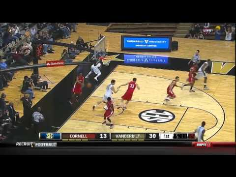 12/17/2012 Cornell vs Vanderbilt Men
