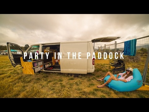 Party in the Paddock || STICKY FINGERS FINAL SHOW