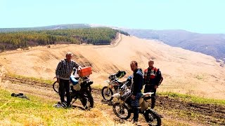 Эндуро поездка к озёрам Шадхурей | Enduro trip to the lakes  | Путешествие на мотоцикле эндуро(Мотоциклы: Kayo T2, Kayo 140, Yamaha TTR250, Lifan gy-5 200. Путешествие на мотоцикле эндуро. Эндуро в горах. Апрельская поездка..., 2015-05-07T08:54:09.000Z)