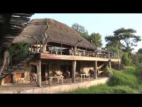 Dunhu Ramambo - Spike the warthog at Pamuzinda Safari Lodge, Zimbabwe