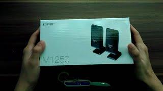 Edifier M1250 Speaker Unboxing