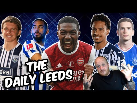 THE DAILY LEEDS   LEEDS FAVOURITES FOR PLAYERS APLENTY! SILLY SEASON IN FULL SWING?