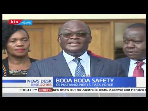 Bodaboda operators to adhere to all traffic regulations in 2019