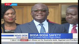 Boda boda operators to adhere to all traffic regulations in 2019