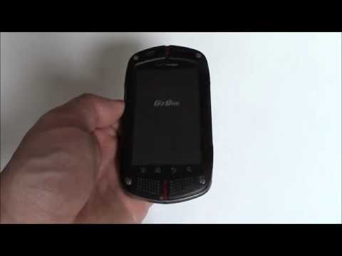 How To Restore A Casio G'zOne Commando Smartphone To Factory Settings