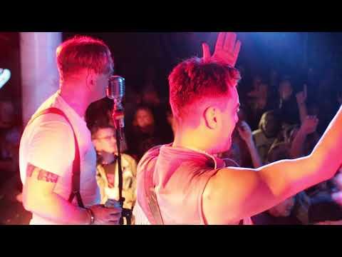 King Kurt - 'Gather Your Limbs' live at The Underworld Camden 27/01/18 1080p HD