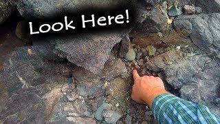 4 tricks for finding gold on bedrock.