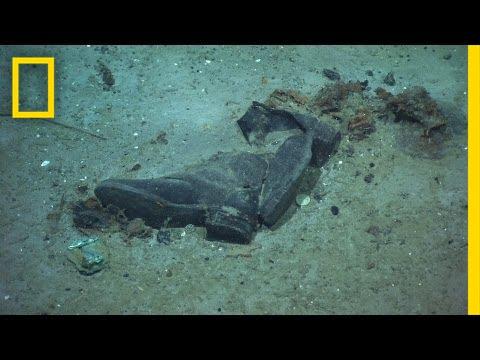 Titanic's Graveyard | Nat Geo Live - YouTube