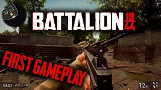 Battalion 1944 - First Pre-Alpha Gameplay (Team-Deathmatch)