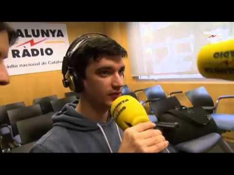 Entrevista a Catalunya Radio - 19 de Febrer