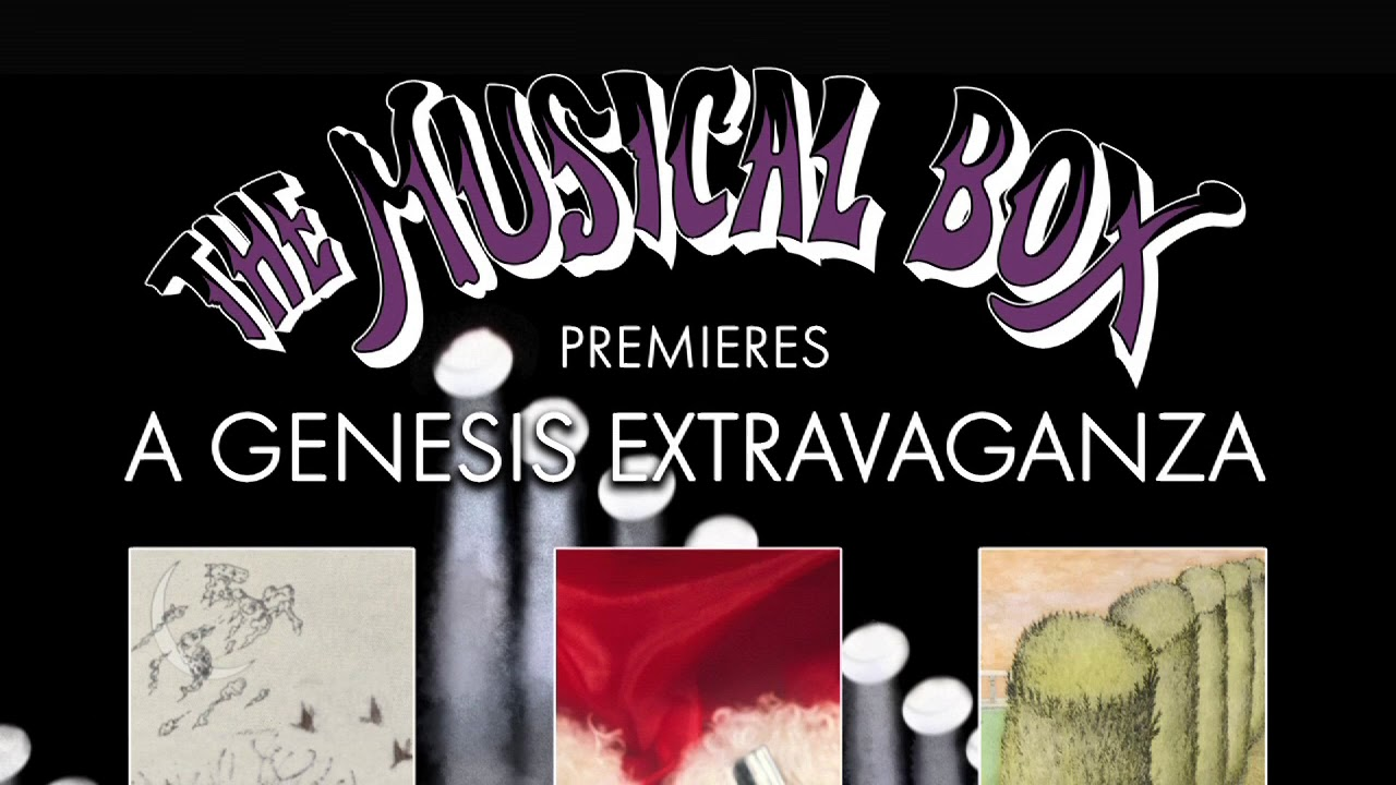 Music Box Kaufen Genesis News Com It The Musical Box A Genesis Extravaganza