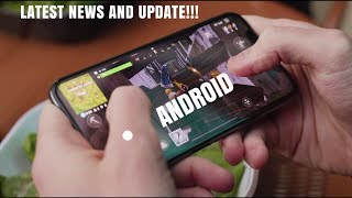 How to download Fortnite:Battle Royale on ANDROID MOBILE| Latest NEWS and UPDATE!!