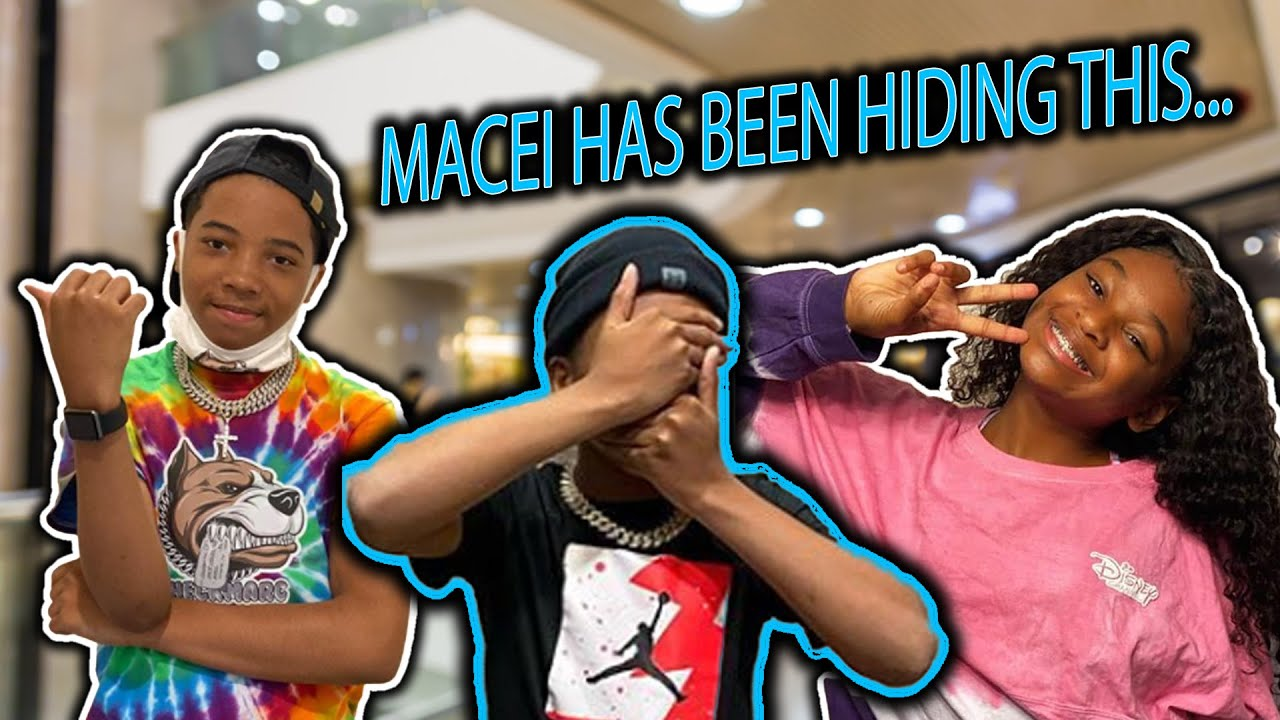 MACEI HAS BEEN HIDING THIS... (THE TRUTH EXPOSED!)