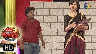 Racha Ravi Performance | Jabardasth | 29th  December 2016| ETV  Telugu