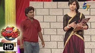 Racha Ravi Performance | Jabardasth | 29th  December 2016| ETV  Telugu