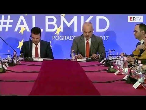 Rama i jep krahë Zaev-it në Shqipëri: Pa Maqedoninë NATO nuk është e plotë