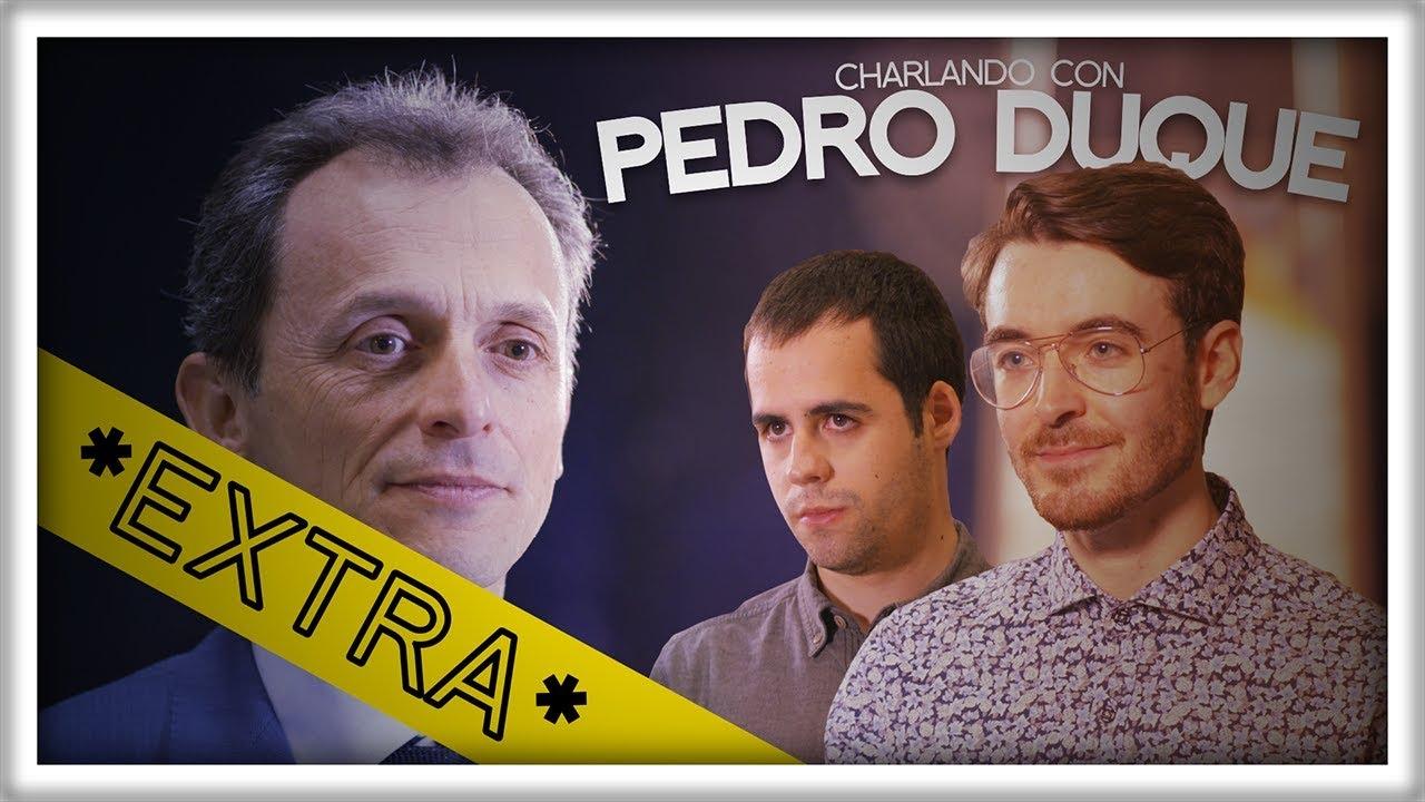 *EXTRA* Charlando con Pedro Duque: Astronauta y Ministro de Ciencia