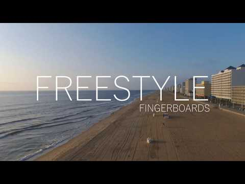 Freestyle Fingerboards Sponsorship Tryout 2017