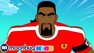 Supa Strikas S1 E03 - The Lost Star | Moonbug Kids TV Shows - Full Episodes | Cartoons For Kids