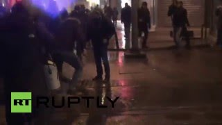 Turkey: Violence erupts at pro-Kurdish demo in Istanbul after deadly Cizre raid
