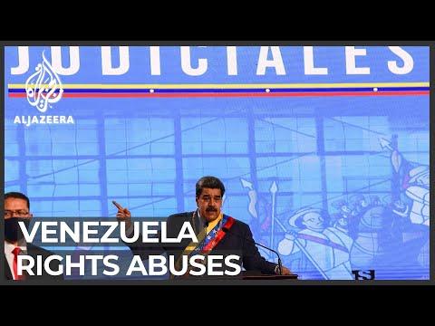 Venezuela judiciary complicit in rights abuses: UN report