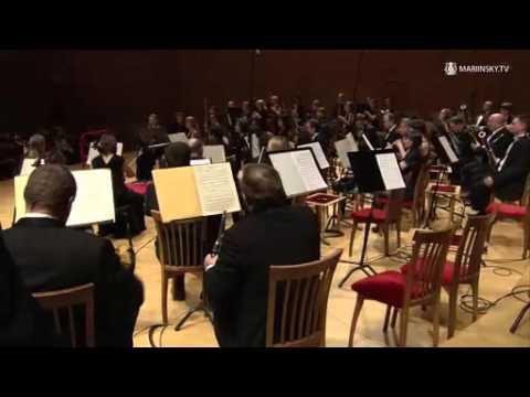 Симфонической оркестр Карельской филармонии в Мариинском театре