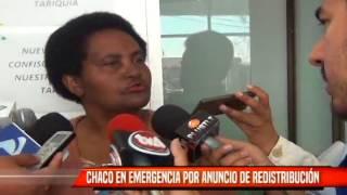 CHACO EN EMERGENCIA