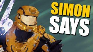Simon Says - Halo 2 Anniversary Custom Game