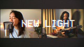 NEW LIGHT - John Mayer (Acoustic Cover) #StayHome #DiRumahAja