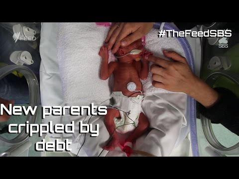 New parents crippled by hospital debt in Australia - The Feed