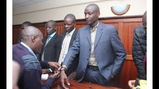 BREAKING NEWS: Former journalist Dola sentenced to 10 years in jail for killing wife