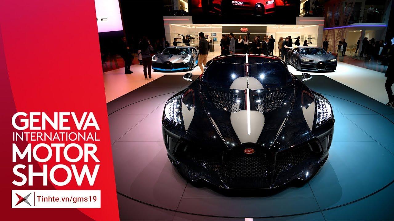 Trên tay Bugatti La Voiture Noire - xe hơi đắt nhất từng làm ra 19 triệu USD | Xe.tinhte.vn