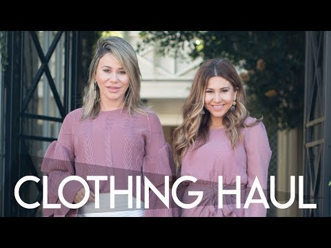 Winter Lookbook & Style Haul - Dresses, Tops, Hats All Under $50!