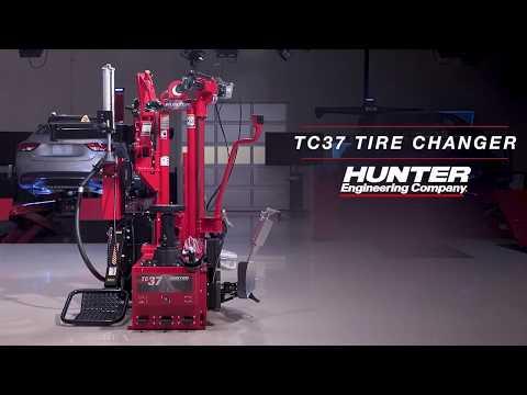 TC37 Tire Changer
