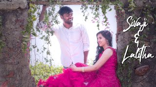 Kannulo Unnavu Video Song | Sivaji & Lalitha | Pre-Wedding Cinematic Video song | Lavish Photography